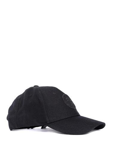 Stone Island Şapka Siyah